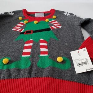 d0a55a0cf85612 Carter's Shirts & Tops | Nwt Toddler Ugly Holiday Sweaters | Poshmark